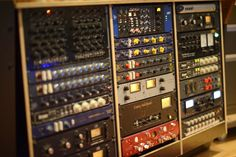 Producer and engineer Patrik Majer's Freudenhaus Studio is located in the centre of Berlin and has a main control room and programming suite.