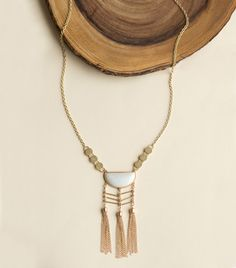 STRONG TRIBE NECKLACE