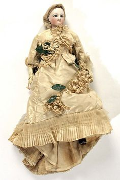 Doll Accessory  Date: 1700–1938 Culture: French Medium: [no medium available] Dimensions: [no dimensions available] Credit Line: Gift of Miss Elizabeth Thornell, 1938 Accession Number: C.I.38.34.11a, b