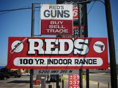 Red's Gun Range #Austin