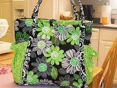 Purses, purses, nothing but purses