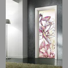 Decorazioni Adesive Porte Interne.352 Fantastiche Immagini Su Rivestimenti Adesivi Per Porte