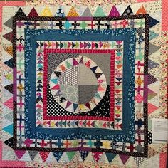 Quilt made by Crystal McGann of twolittleaussiebirds.com . Pattern available on the website!