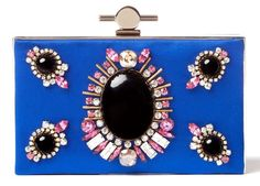 Jason Wu Karlie box clutch.