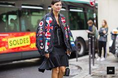 J'ai Perdu Ma Veste / Giovanna Battaglia – Paris.