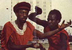 Henry 'Junjo' Lawes & Barrington Levy