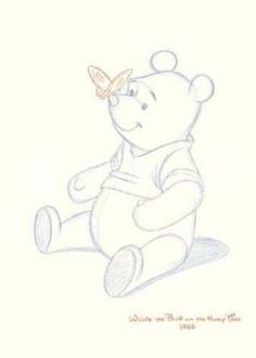 Pooh Bear Makes a Friend  Artist: Disney