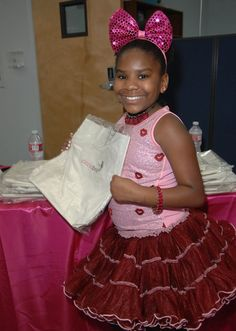ADORABLE at Ooh! La La Couture's annual Tutus4Tots charity event