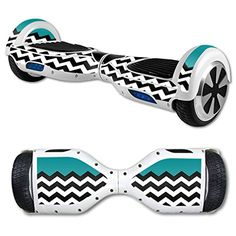 MightySkins Protective Vinyl Skin Decal for Self Balancing Scooter Hoverboard mini hover 2 wheel unicycle wrap cover sticker Teal Chevron MightySkins http://www.amazon.com/dp/B016WN79OS/ref=cm_sw_r_pi_dp_ar0vwb0JF7VHW