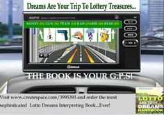 """Let's show how to use your DREAMS and this BOOK. USA PowerBall Latest Numbers (10/30/2013)  ...""""it's Raining (54), and you just disembarked the Train (10). You look at it's Rear Tail Lights (49) and as you turn, someone has a Gun(36) in your face and he demands all your Money(02). Then a Bee (40) stings his face and you run away."""" Then You Wake Up Happy That It Was Just A Dream."""