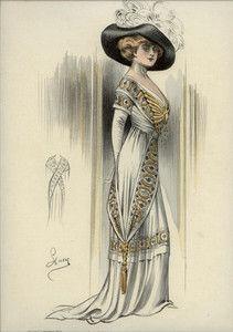 L'Art Et La Mode 1910-1912