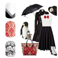 Disney Spring Summer 2015 Jamberry Nails Games Mary Poppins