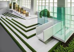 Andre Fu creates installation for COS Hong Kong presentation