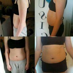 Tamara: Na heel wat struggelen en veel pogingen om af te vallen is het mij ook eindelijk gelukt om mijn kilo's kwijt te raken door een healthy lifestyle programma. In totaal ben ik nu 15 kilo afgevallen en blijf op mijn streefgewicht. <3