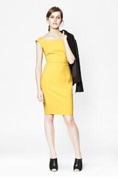1bcf77d402 Feather Light Structured Dress Pencil Skirt Dress