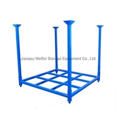 [Tire Rack]Warehouse Storage Heavy Duty Steel Stacking Tire Rack, Production Capacity:5, 000 Ton/Month, Usage:Tool Rack, Beverage, Clothing, Tools, Supermarket, Food, Industrial, Warehouse Rack,Material: Steel,Structure: Rack,Type: Stacking Rack,Mobility: Mobile,Height: 0-5m,, Tire Rack, Stacking Rack, Metal Rack, Model NO.: TSR-001, Weight: More Than 1,000kg, Closed: Open, Development: New Type, Serviceability: Common Use, Surface Treatment: Powder Coated, Color: Blue and Orange…