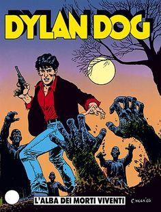 L'alba dei morti viventi - Dylan Dog - Sergio Bonelli