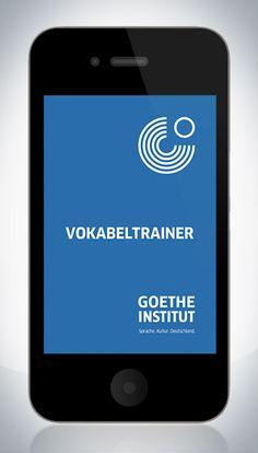 Free Goethe-Institut Vocabulary Training app