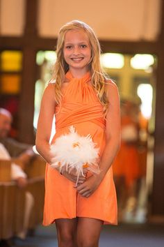 Jr Bridesmaids and Flower Girl Convertible Dresses by StaysiLee, $80.00