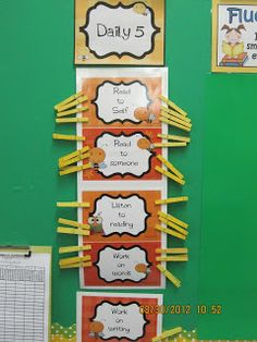 Third Grade Worker Bees...love her classroom set up! *THE THREE LITTLE PIGS, TRUE STORY OF THE THREE PIGS""