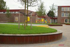 Schoolplein Maarten van Rossum