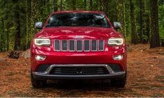 Jeep Grand Cherokee 2013, frontal