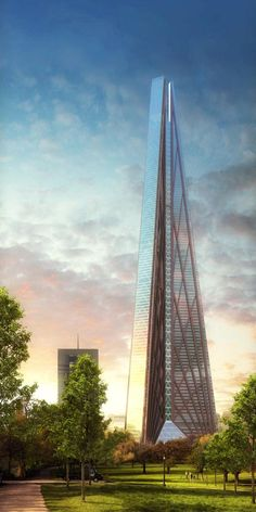 Russia Tower | Foster + Partners