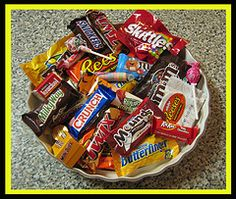 Liquor Treating- use left over Halloween candy to make adult drinks!  Some yummy. Recipes!