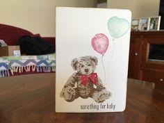 Kaseycreations, Baby Bear, Stampin' Up, 2016-17 annual catalog