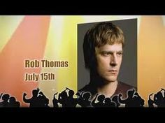 Rob Thomas at Casino Rama - July 15, 2010