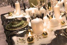 Una cena romantica, in un bosco incantato, su una tavola eclettica. Vi presento le mie decorazioni da tavola in vista del Natale 2014 (in collaborazione con @vgnewtrend http://www.vgnewtrend.it - Photo credits | Nicola De Marchi) - #xmasdecorations #christmasdecorations #christmas #xmas #natale #tableware #decor #decoration #decorations #decorating #home #weddingdecor #weddings #snow #winter