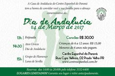 Dia de Andalucia - Feijoada
