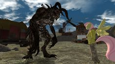 for the WTF SOMEONE CREATED A LITTLE PONY MOD FOR FALLOUT