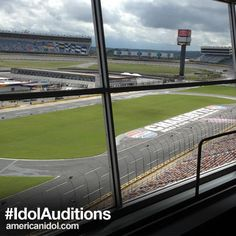 Get ready for some unique #IdolAuditions venues this year including the Charlotte Motor Speedway. The race to Season 12 is on! via @American Idol