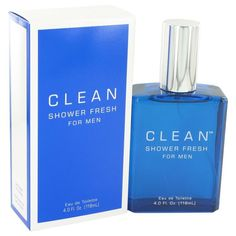 Clean Shower Fresh by Clean Eau De Toilette Spray 3.4 oz