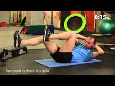 Sport & Training - Workout Addominali - Allenamento di 7 minuti.