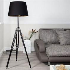 Decor, Lighting, Lamp, Tripod Lamp, Home Decor