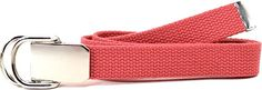 Nine West Women's 1 Inch Cotton Web Belt in Pink Size Large - http://todays-shopping.xyz/2016/06/09/nine-west-womens-1-inch-cotton-web-belt-in-pink-size-large/
