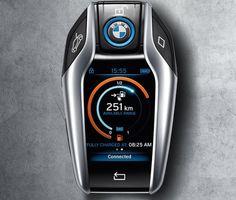 BMW i8 Computerized Car Key