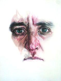 Os retratos vulneráveis de Brett Williams