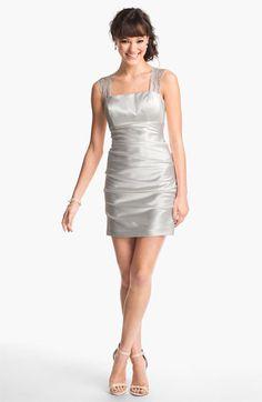 Lace Panel Dress  $98  #prom