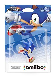 (*** http://BubbleCraze.org - Like Android/iPhone games? You'll LOVE Bubble Craze! ***) Nintendo amiibo Super Smash Bros. - Sonic (Nintendo Wii U/3DS)