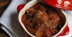 Voilà un plat de fin d'été pour profiter des dernières tomates. Préparez ce plat la veille, vous pouvez doubler les proportions et le congeler. Si vous avez une cocotte minute, utilisez-la pour gagner...