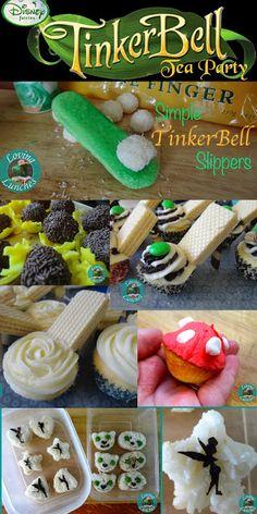Tinkerbell Tea Party