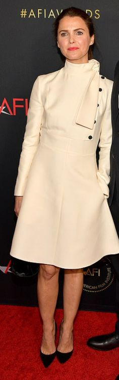 OutfitID – Page 2 – The user generated fashion dictionary of what celebrities wore and where to get it. Keri Russell Style, Fashion Dictionary, Celebs, Celebrities, Red Carpet, Dior, Bows, Actresses, How To Wear