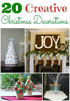 Looking for a little extra inspiration or some new ideas for Christmas crafts decor? Check out these cute Christmas craft ideas for lots…