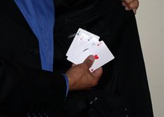 Simple Magic: The 22 Best Card Tricks for Beginners: Easy Magic Trick: Aces From Your Pocket
