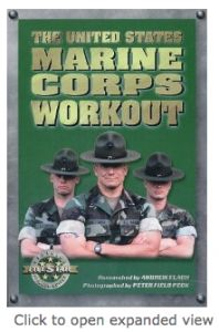 Marine Corps workout plan