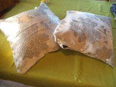 voila le résultat Bed Pillows, Bricolage, Pillows