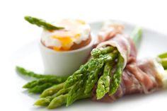 Dukan grilled asparagus